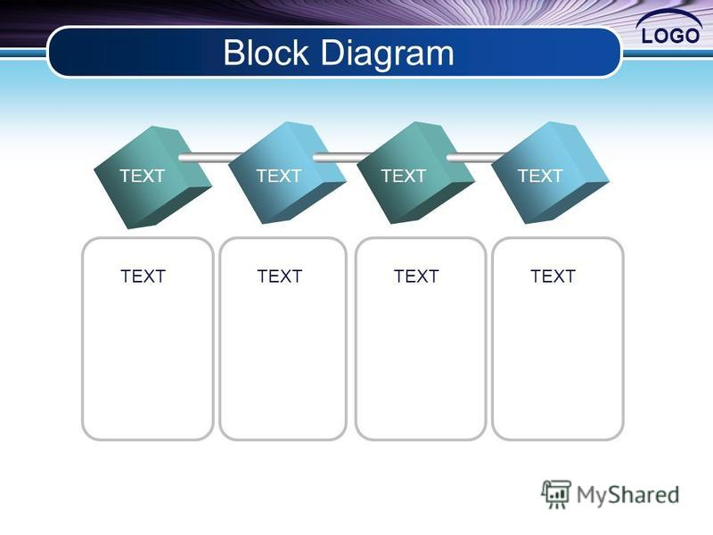 LOGO Block Diagram TEXT