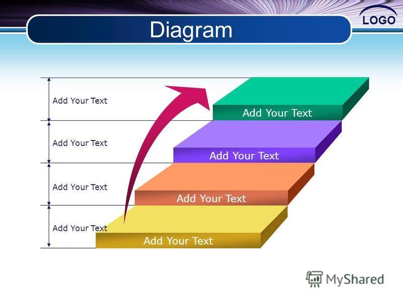 LOGO Diagram Add Your Text