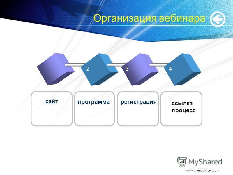 www.themegallery.com Организация вебинара вебинар регистрация компания провайдер (техническое обеспечение) (образовательные услуги)