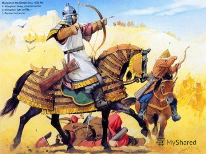 Полный суверенитет Золотая Орда обрела при хане Менгу-Тимуре в 1266 в процессе распада Монгольской империи на ряд независимых государств (Империя Юань, Чагатайский улус, государство Хулагуидов). Основную массу кочевого населения Золотой Орды составля