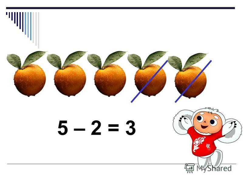 + > = - < 4+2 5>1 3=3 2<6 5-2 сумма неравенство равенство неравенство разность