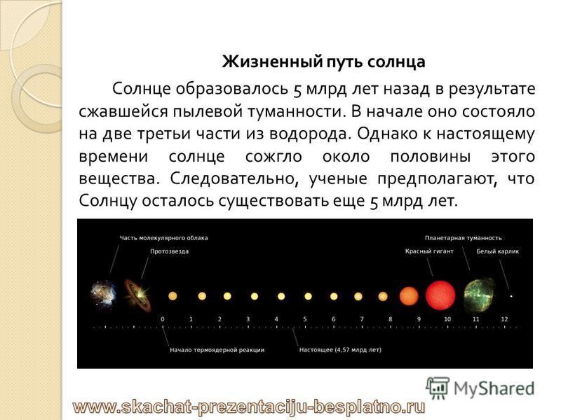 Размеры солнечной звезды В отличие он других звезд, солнце находится ближе всех к нашей планете. Именно поэтому человек может видеть его невооруженным взглядом. Однако говорить о супер больших размерах этой звезды не приходиться. Она практически не о