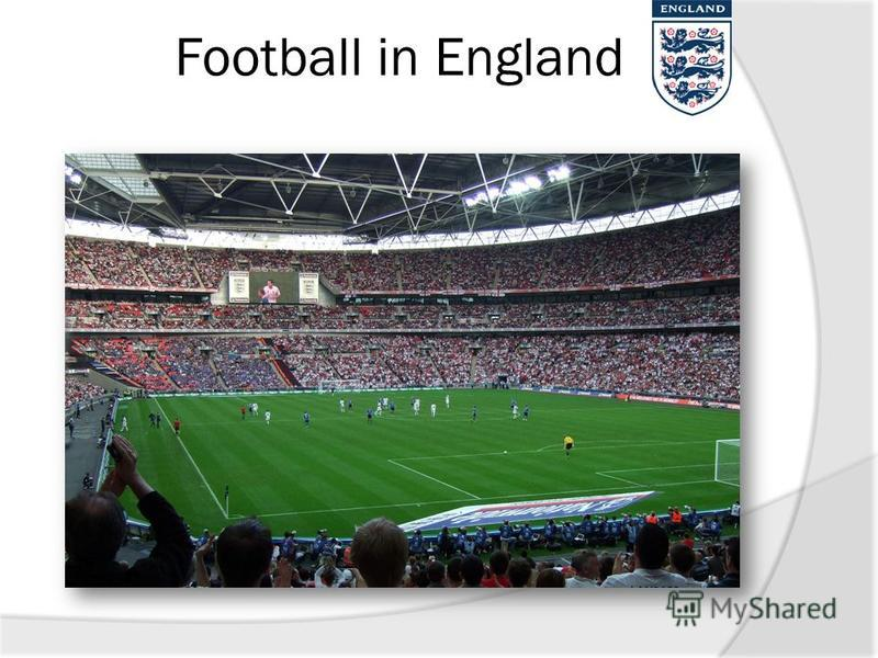 Football in England