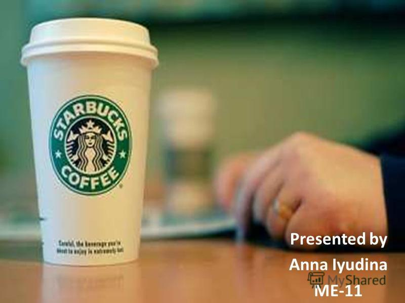 Presented by Anna Iyudina ME-11