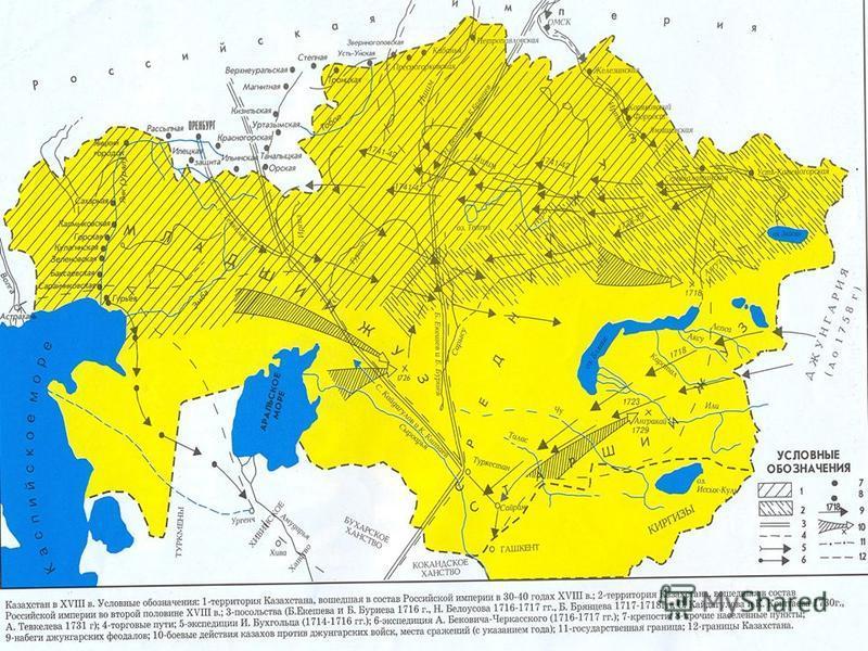 Казахстана китайские отношения