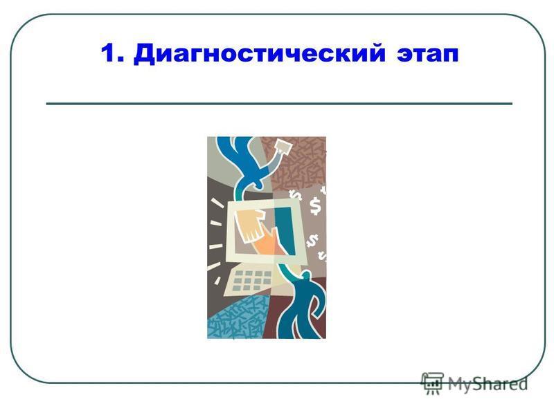 1. Диагностический этап