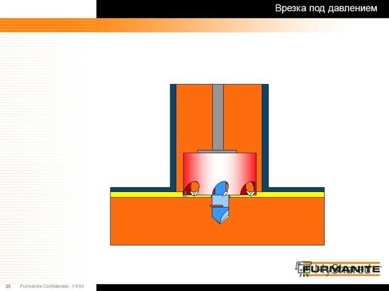 26Furmanite Confidential - 1/9/04 Врезка под давлением