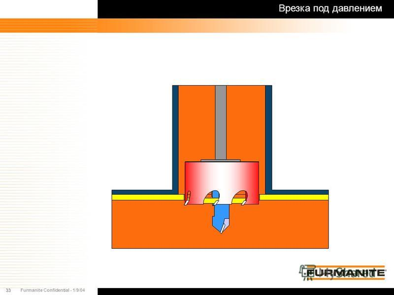 33Furmanite Confidential - 1/9/04 Врезка под давлением