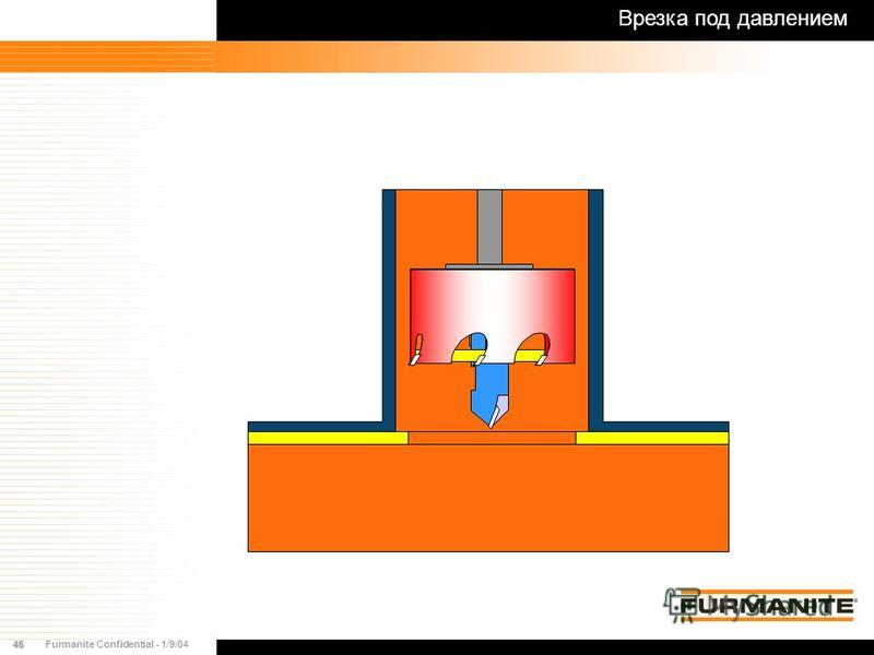 46Furmanite Confidential - 1/9/04 Врезка под давлением