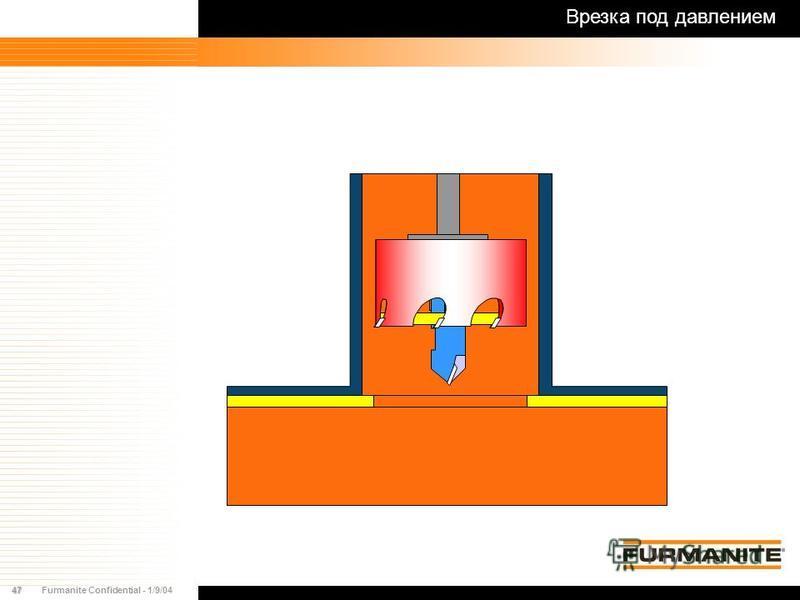 47Furmanite Confidential - 1/9/04 Врезка под давлением