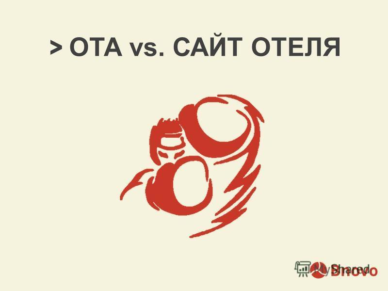 > ОТА vs. САЙТ ОТЕЛЯ