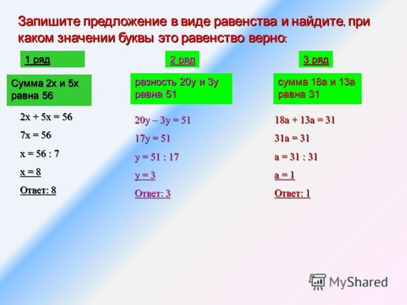 ВЫЧИСЛИТЕ: (100+2) 22 = (200-2) 15 = 90 25 + 10 25= 123 27 - 23 27= 100 22+2 22=2200 + 44 = 2244 200 15 -2 15=3000 - 30 = 2970 (90 + 10) 25= 100 25 = 2500 (123 - 23) 27= 100 27 = 2700