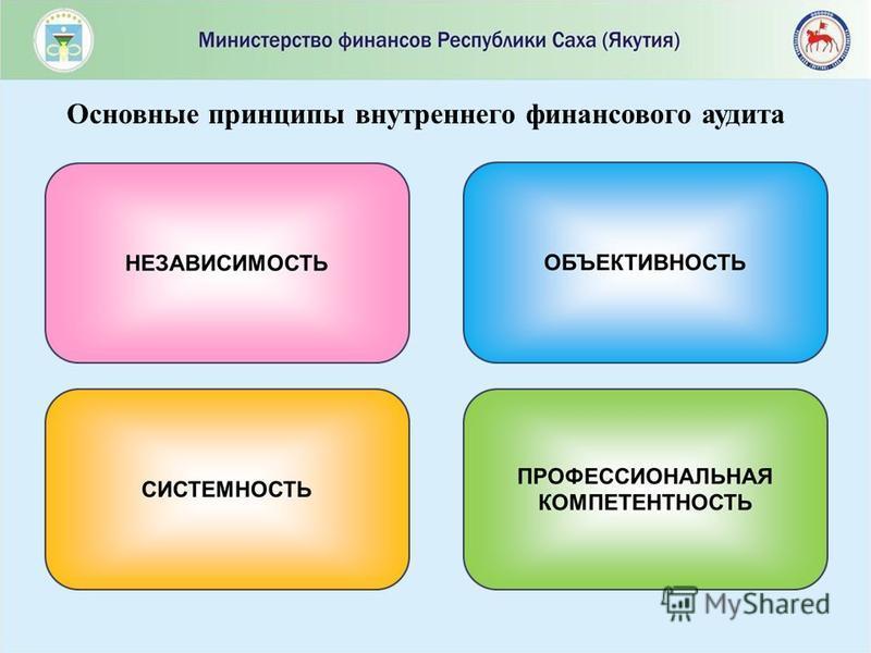 Основные принципы внутреннего финансового аудита