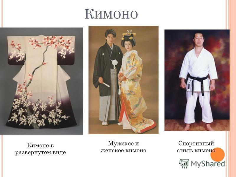 К ИМОНО Спортивный стиль кимоно Мужское и женское кимоно Кимоно в развернутом виде