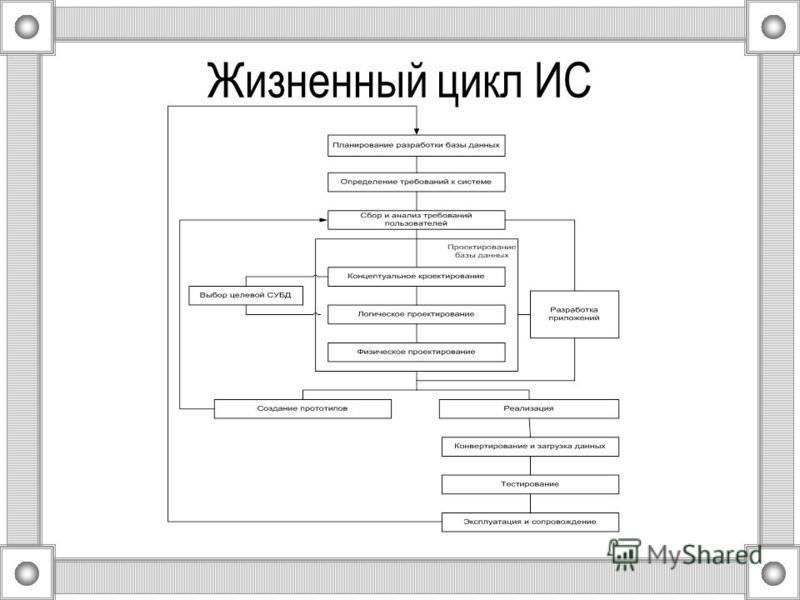 Жизненный цикл ИС