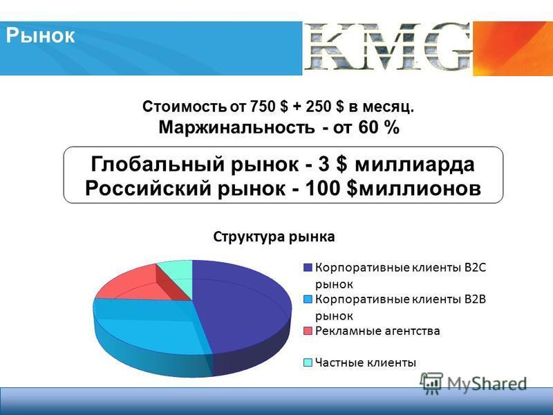 6 Cleantech Open Россия – All Rights Reserved Рынок Глобальный рынок - 3 $ миллиарда Российский рынок - 100 $миллионов Стоимость от 750 $ + 250 $ в месяц. Маржинальность - от 60 %