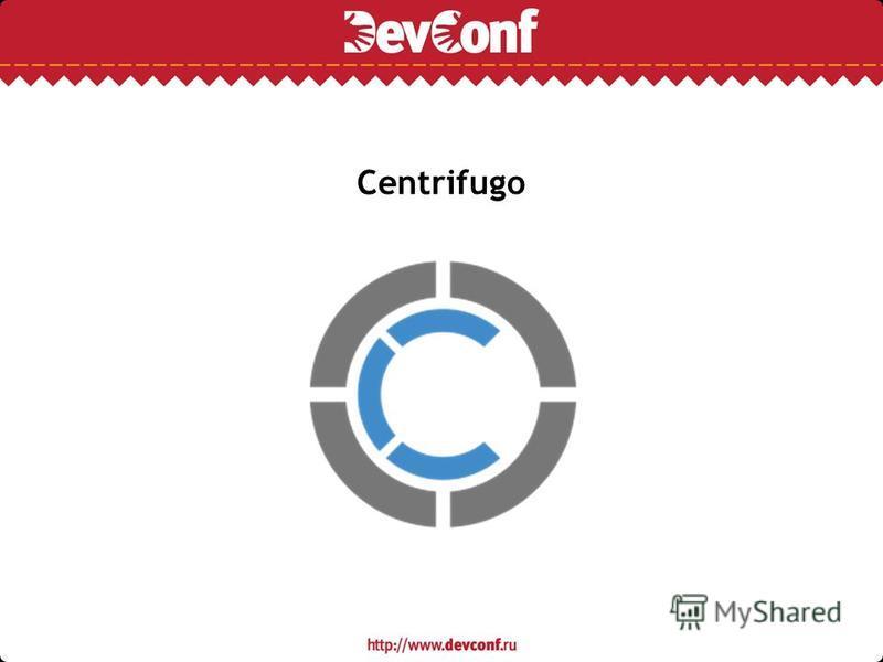 Centrifugo