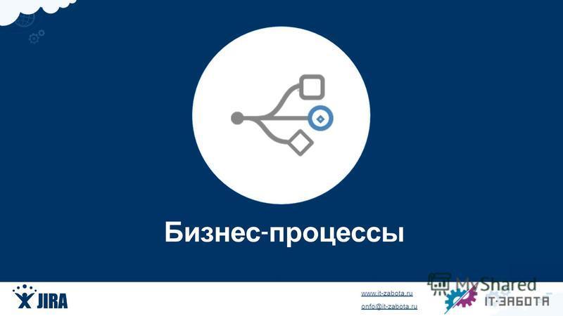 www.it-zabota.ru onfo@it-zabota.ru Бизнес - процессы