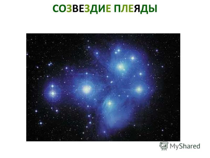 СОЗВЕЗДИЕ ПЛЕЯДЫ Созвездие плеяды.