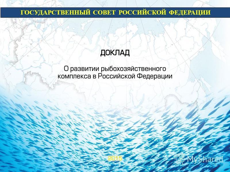 1 ГОСУДАРСТВЕННЫЙ СОВЕТ РОССИЙСКОЙ ФЕДЕРАЦИИ