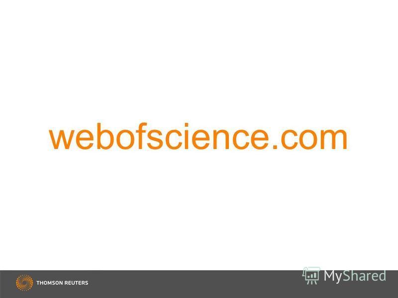 webofscience.com