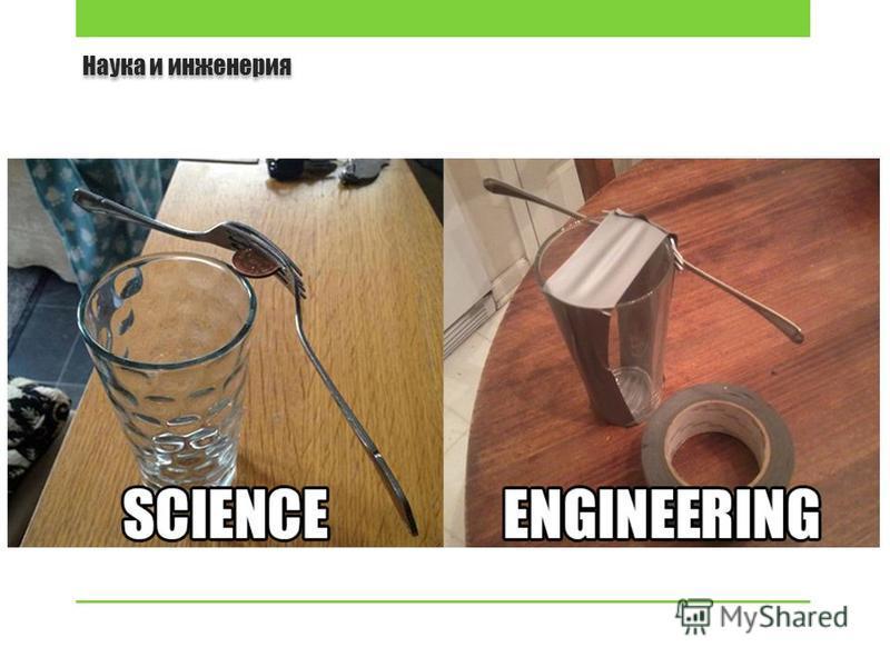 Наука и инженерия