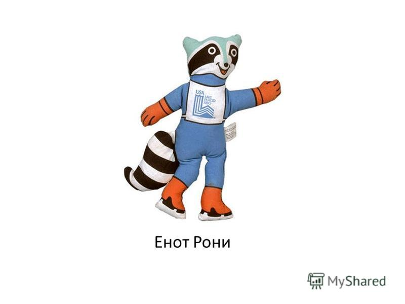 Енот Рони