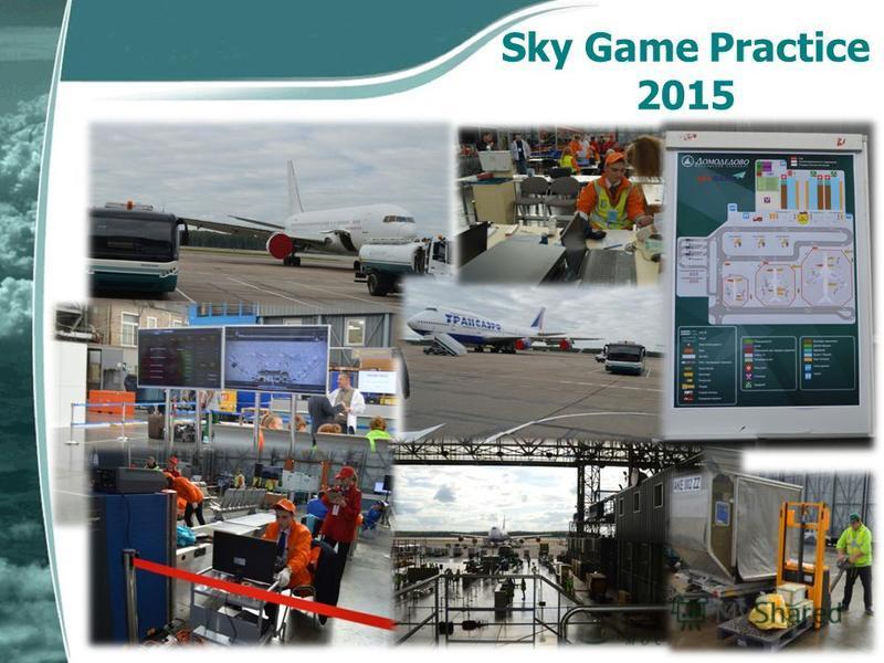 Sky Game Practice 2015