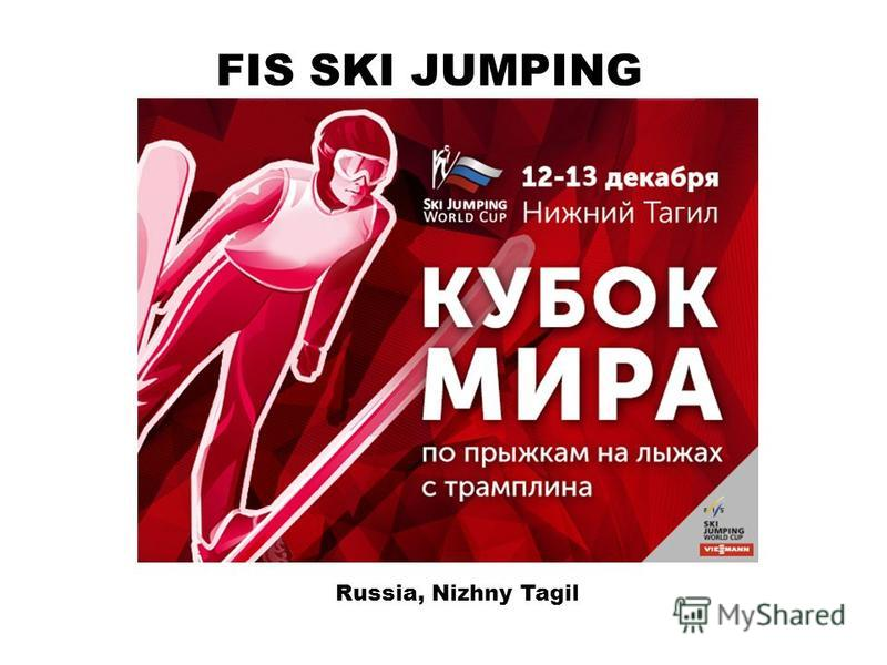 FIS SKI JUMPING World Cup (Men and Ladies) 12-13 December 2015 Russia, Nizhny Tagil