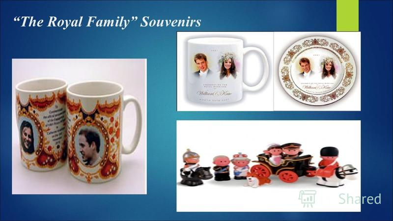 The Royal Family Souvenirs