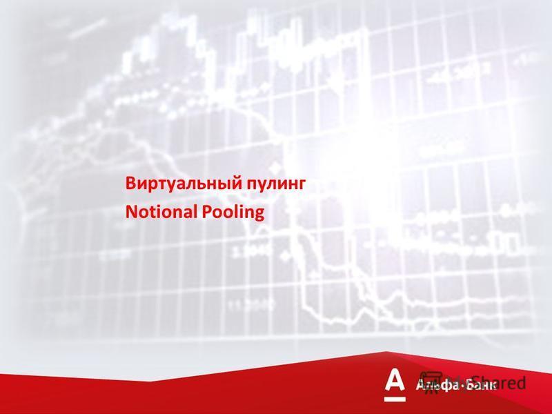 Виртуальный пилинг Notional Pooling