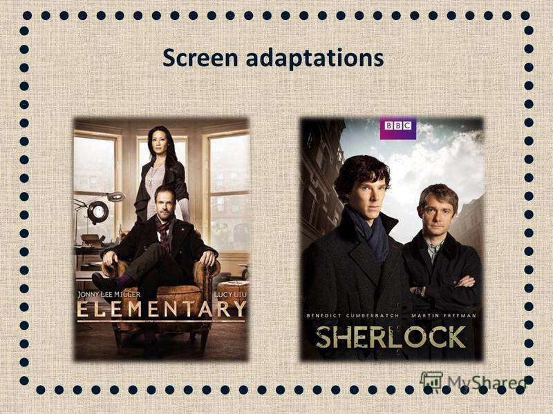 Screen adaptations