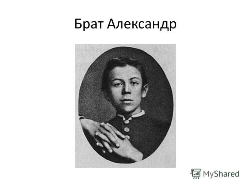 Брат Александр