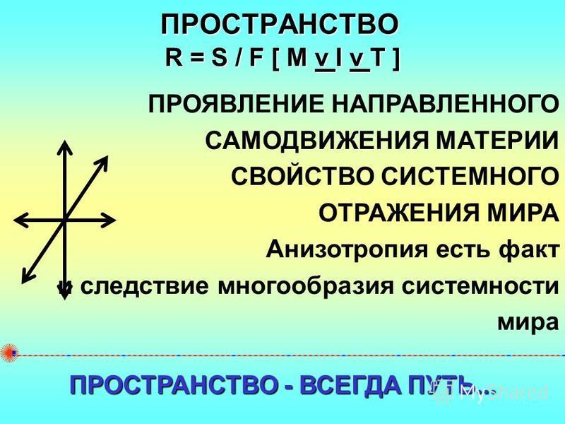 ИН-ФОРМАЦИЯ Внутренняя (ин) форма, - формация объекта. ИНФОРМАЦИЯ – СВОЙСТВО МАТЕРИИ И МЕРА СИСТЕМНОЙ ОРГАНИЗАЦИИ ОБЪЕКТОВ, ОТРАЖАЮЩАЯ ДЕТЕРМИНИЗМ ИХ ИЕРАРХИИ, ГЕНЕЗ И РОЛЬ В ОРГАНИЗАЦИИ И ОТРАЖЕНИЯ ПОЛНОТЫ ПРОЯВЛЕННОСТИ ИХ СИСТЕМНОСТИ МИРА ЧЕРЕЗ ВЗА