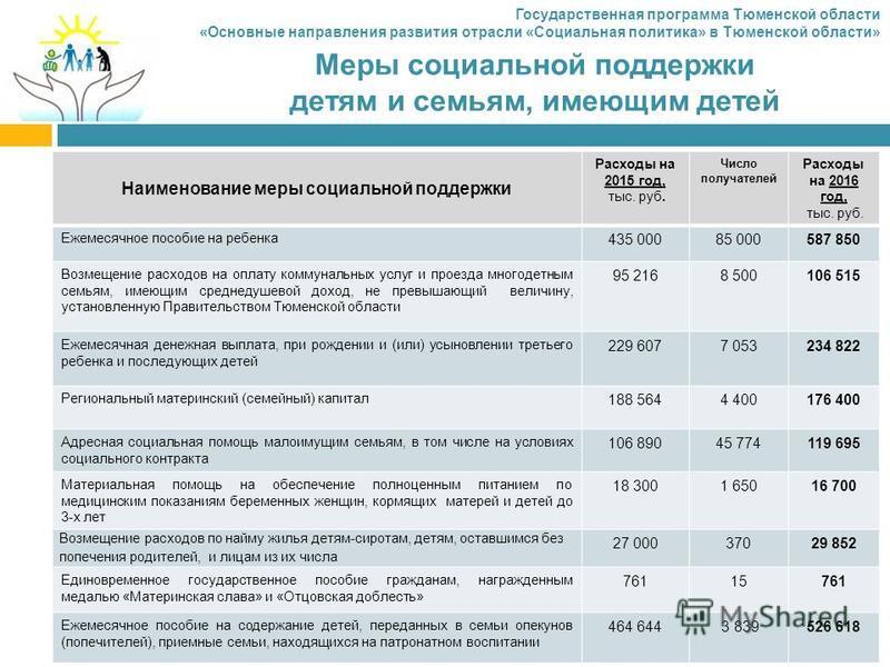Сколько выплачивают за третьего ребенка в 2018 году в россии