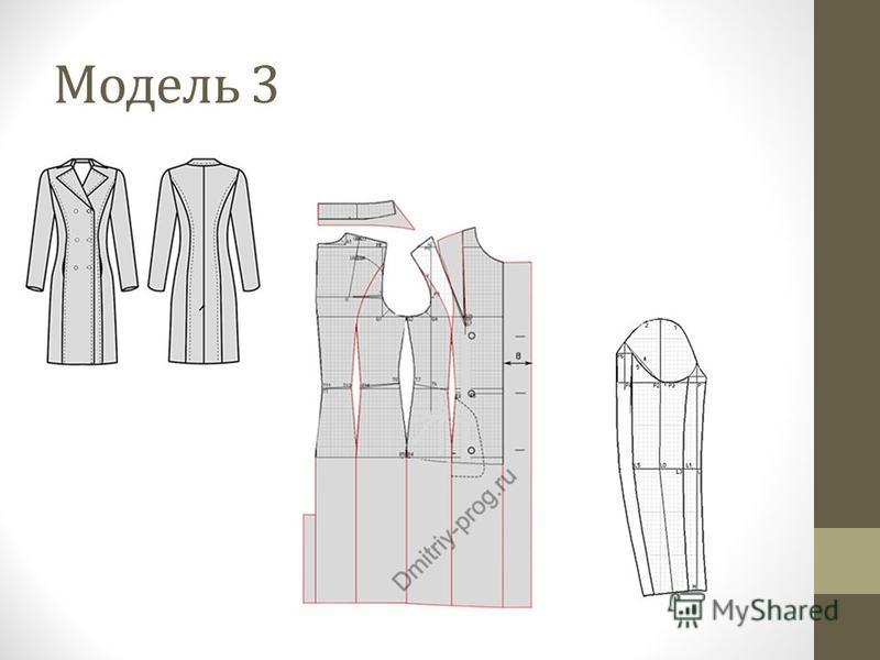 Модель 3