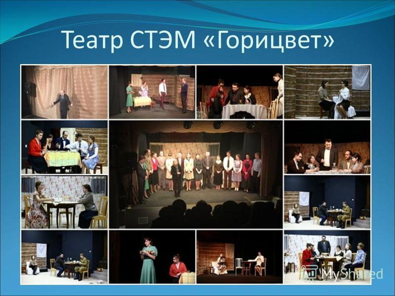 Театр СТЭМ «Горицвет»