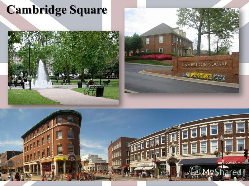 Cambridge Square Cambridge Square