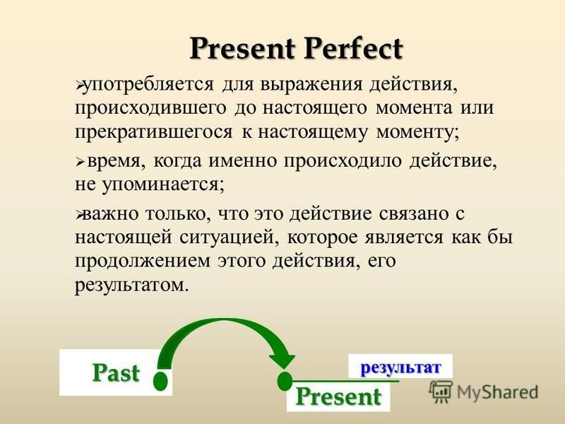 We shall learn the new tense today. It is Present Perfect. It is Present Perfect.
