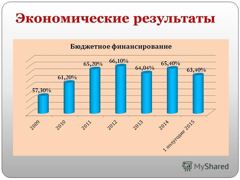 Экономические результаты