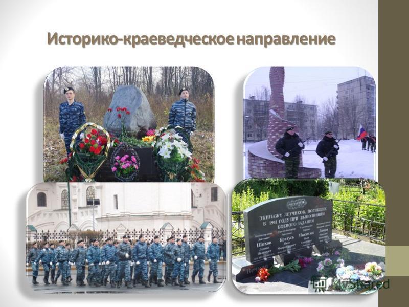 Историко-краеведческое направление