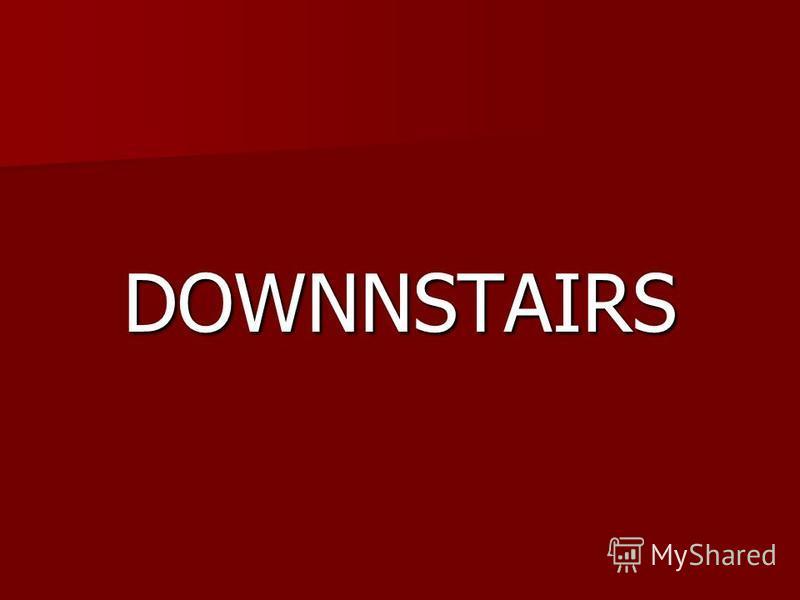 DOWNNSTAIRS