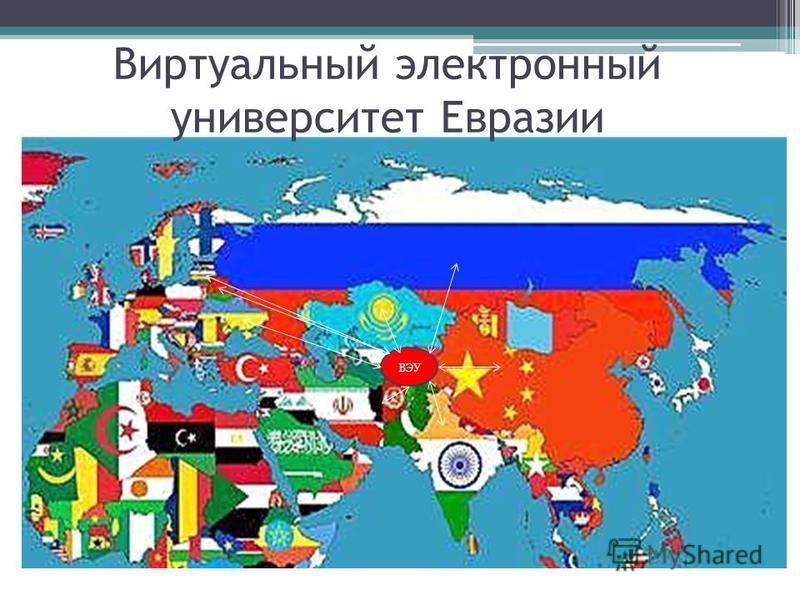 Виртуальный электронный университет Евразии ВЭУ