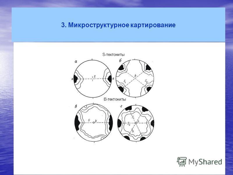 3. Микроструктурное картирование