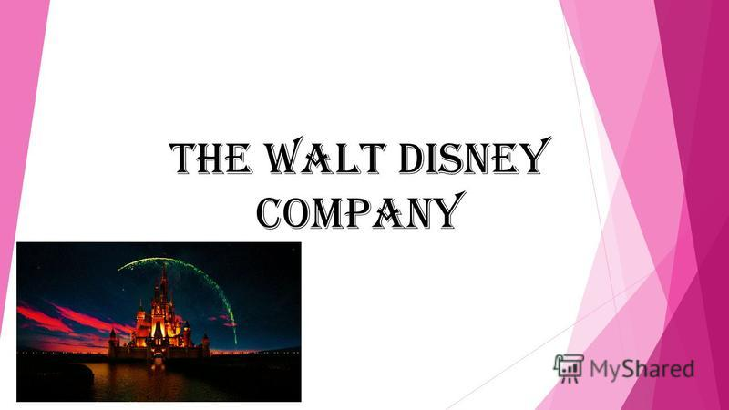 an analysis of the history and current situation of walt disney company Introduction to walt disney marketing essay this is much challenged situation for the company swot analysis of walt disney.