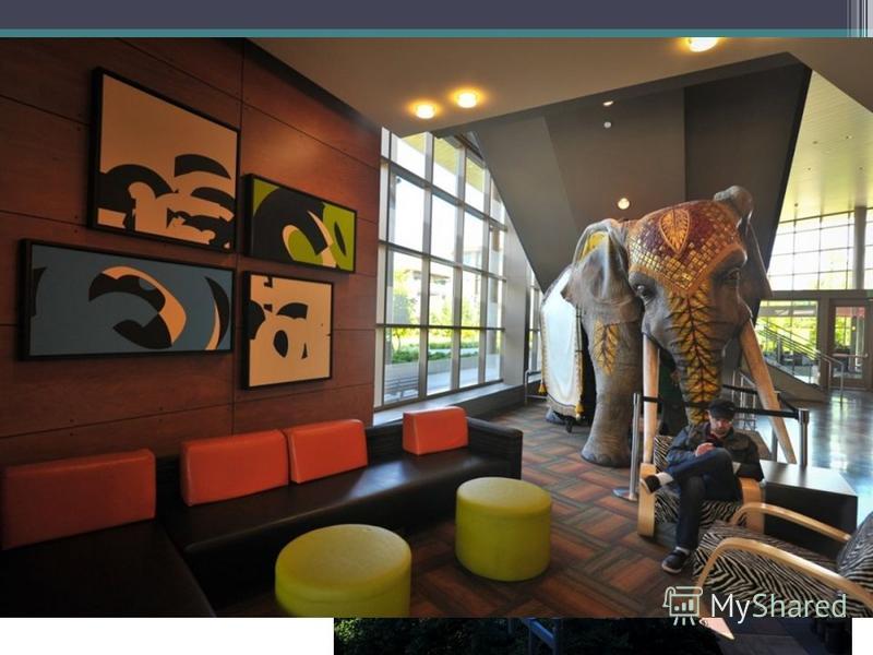 С 1986 года головной офис компании находится в Редмонде, штат Вашингтон Кампус Майкрософт