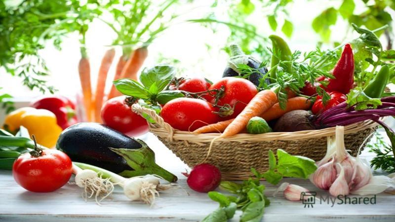 Овощной марафон