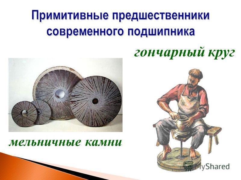 гончарный круг мельничные камни