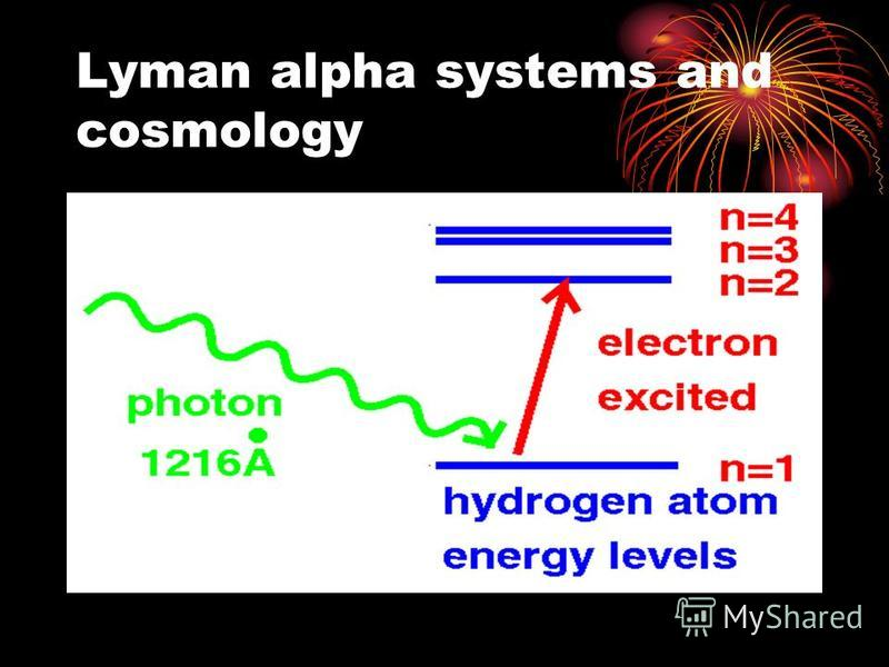 Lyman alpha systems and cosmology