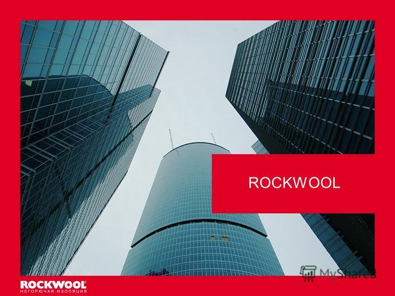 Meeting/Event name – Month date, 2011, Type of event, Country – Arial regular size 8 ROCKWOOL